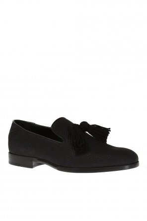 'foxey' loafers od Jimmy Choo